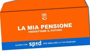 Busta Arancione Inps x informare i lavoratori sulla loro pensione