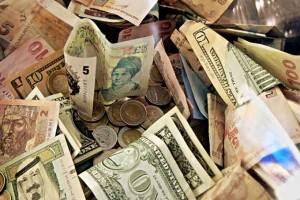 Aumento dei tassi Usa: gli effetti su euro dollaro oro
