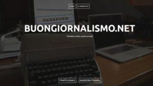 Buongiornalismo.net un network di editori SalvaDenaro